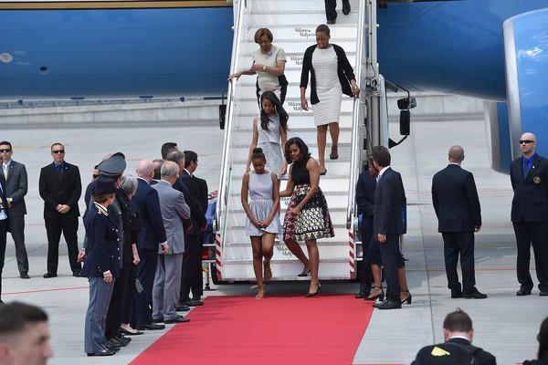 MichelleObamaFirstLadyMichelleObamaArrivesJ-italy