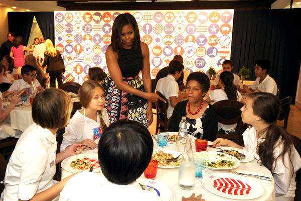 MichelleObamaFirstLadyMichelleObama-italy