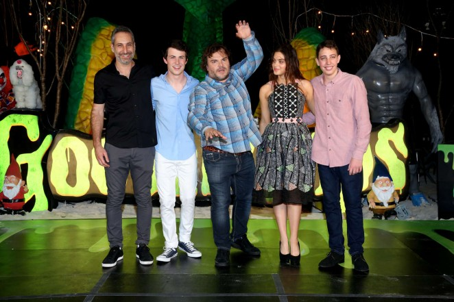 Odeya-Rush--Goosebumps-Photocall-