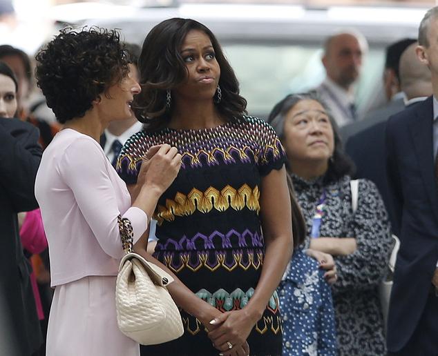Agnese -Landini-Michelle -Obama