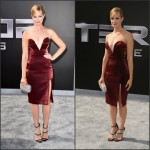 Beth Behrs  in Asos 'Terminator Genisys' Premiere in Hollywood