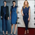 Emily Blunt in Elisabetta Franchi – 2015 AIS Freeing Voices Changing Lives Benefit Gala in NY