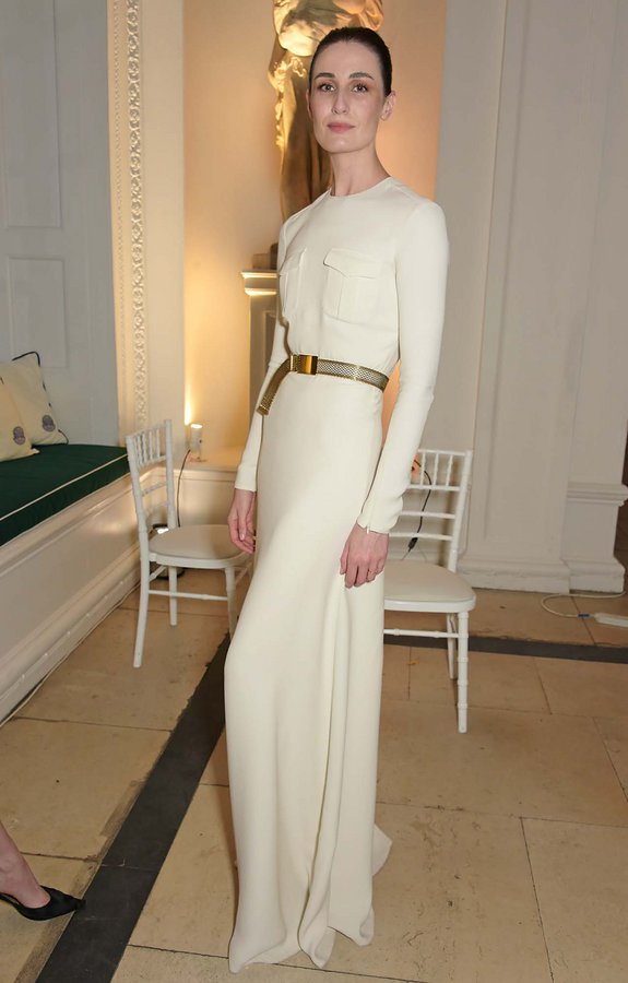 Erin -O'-Connor-vogue- ralph-lauren-wimbledon-party