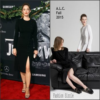 judy-greer-in-ALC-Jurassic-world-premiere-in-hollywood