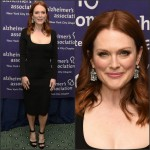 """Julianne Moore in Givenchy at the   2015 """"Forget-Me-Not"""" Gala"""