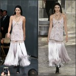 Kendall Jenner – Givenchy Spring Summer 2016 Fashion Show in Paris