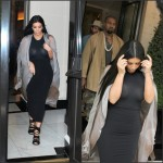 Kim Kardashian West in Haider Ackermann  & Margiela