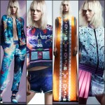 Mary Katrantzou  and Adidas Originals x Spring-summer 2015 Collaboration