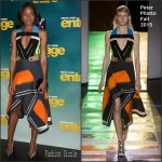 Naomie Harris In Peter Pilotto at  'Entourage' London Premiere