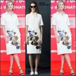 Rosamund Pike in Erdem  'Gone Girl' Press Conference in Shanghai