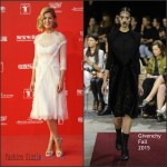 Rosamund Pike in Givenchy  at Gone Girl'   Shanghai-Int. Film Festival  Closing Ceremony