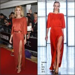 Rosie Huntington-Whiteley In Cushnie et Ochs  at 2015 Glamour Woman of the Year Awards
