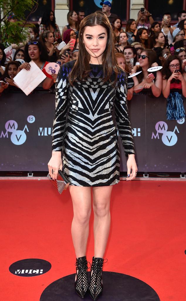Hailee -Steinfeld--MuchMusic-Video-Awards-2015-