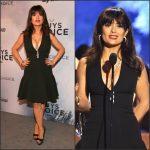Salma Hayek  in LBD at the 2015 Spike TV' Guys Choice Awards