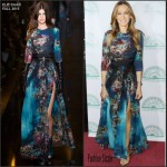 Sarah Jessica Parker in Elie Saab  the Irish Repertory Theatre's YEATS: Celebration