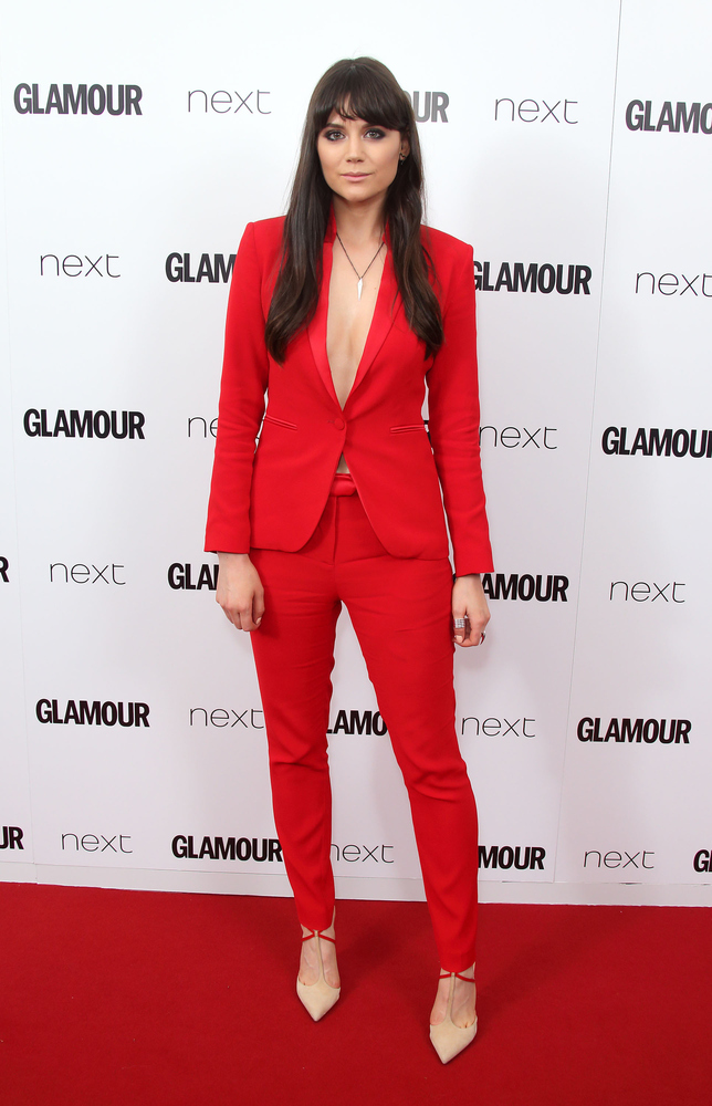Lilah -Parsons-GLAMOUR-AWARDS