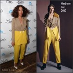 Solange Knowles In Harbison  at  NYC Pride and Kiehl's Since 1851 Celebrate Pride Week 2015