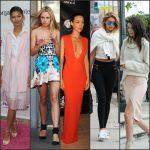 Spotted : Gigi Hadid, Kendall Jenner, Zendaya, and more
