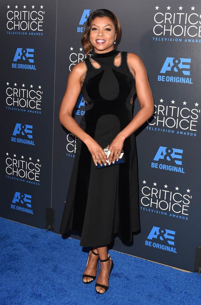 taraji-p-henson-alexander-wang-5th-Annual-Critics-Choice-Television-Awards