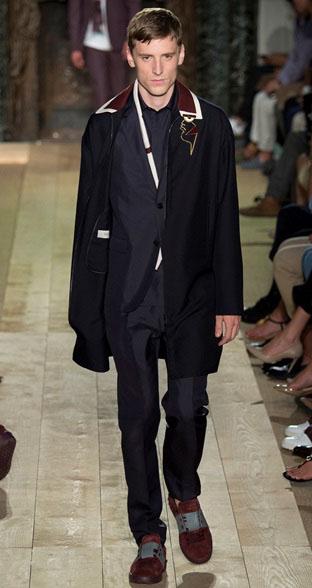 Valentino spring summer 2015 menswear -