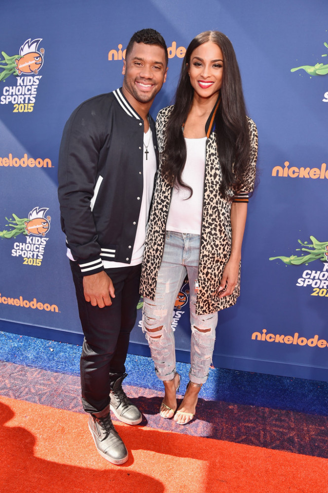 Ciara-Nickelodeon-Kids-Sports-Choice-Awards-Bouchra-Jarrar-Leopard-Varsity-Jacket
