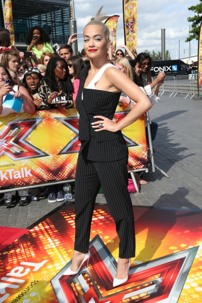rita-ora-in-jean-paul-gaultier-x-factor-london-auditions