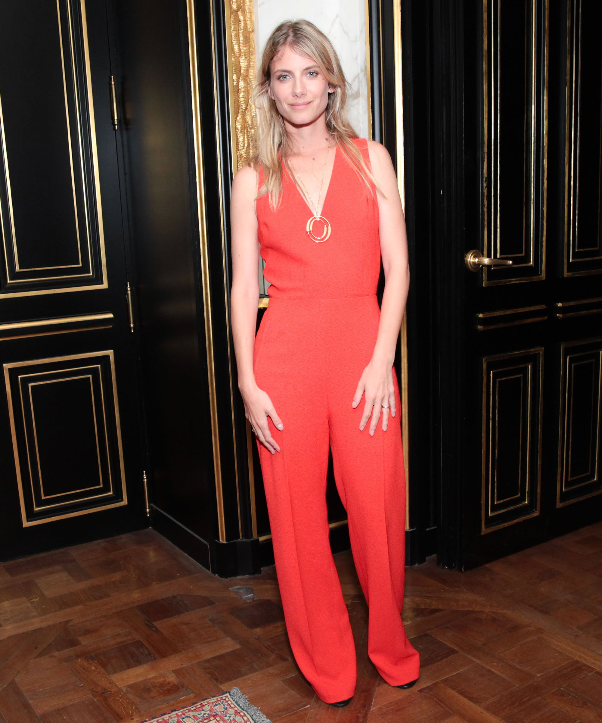 melanie-laurent- -tory-burch-at-tony-burch-paris-flagship-opening-and-after-party