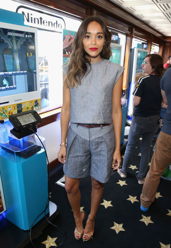 ashley-madekwe-comic-con-2015