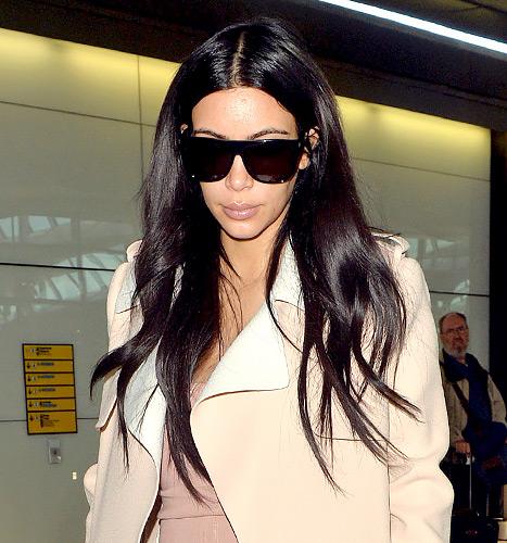 Kim-Kardashian-in-Tight-Jumpsuit-