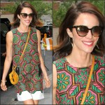 Abigail Spencer In Andrew Gn – The View
