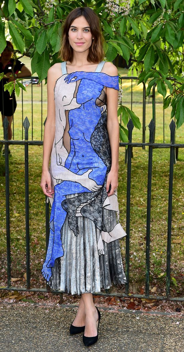 Alexa-Chung-The-Serpentine-Gallery-Summer-Party