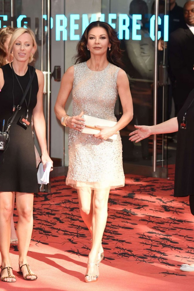 Catherine-Zeta-Jones--Ant-Man-UK-Premiere
