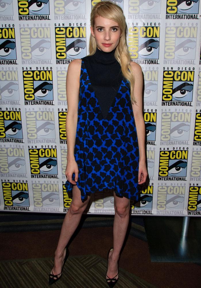 Emma-Roberts-Comic-Con-Bionda-Castana-3