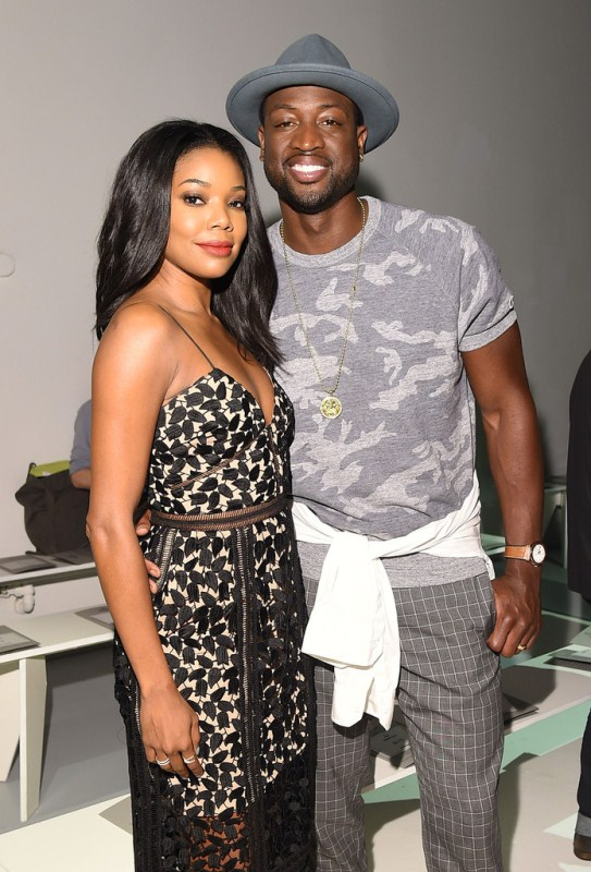 Gabrielle-Union-Todd-Snyder-Front-Row-New-self-portrait-2