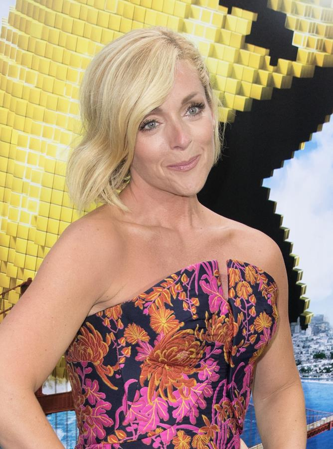 Jane-Krakowski-dress-Pixels-New-York-premiere-1