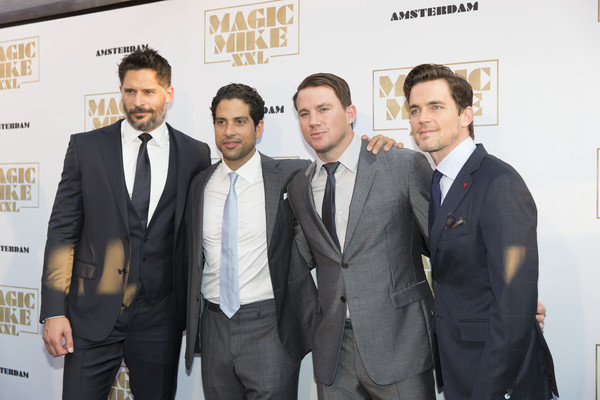 Matt+Bomer+Celebrities+Attend+Magic+Mike+XXL+