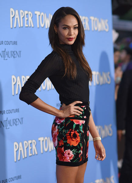 joan-smalls-in-balmain-paper-towns-new-york-premiere