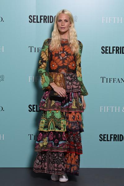 Poppy+Delevingne+Tiffany+Co+Exhibition+Fifth+