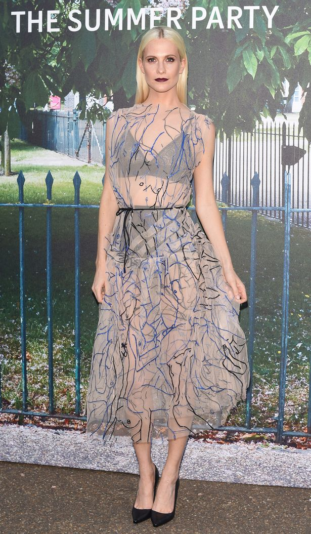 Poppy-Delevingne- The-Serpentine-Gallery-Summer-Party