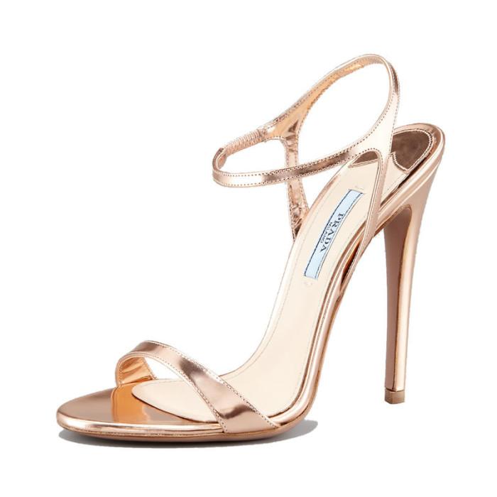 Rihannas-Mercer-Kitchen-Reformation-Floral-Dress-and-Prada-Gold-Sandals-