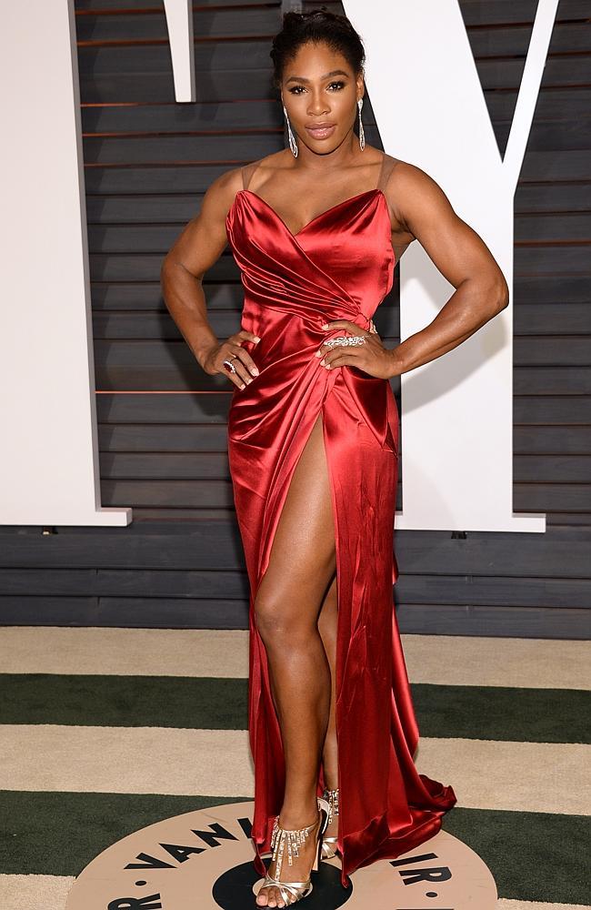 Serena-Williams-vanity-fair-party-oscars-2015-academy-awards-