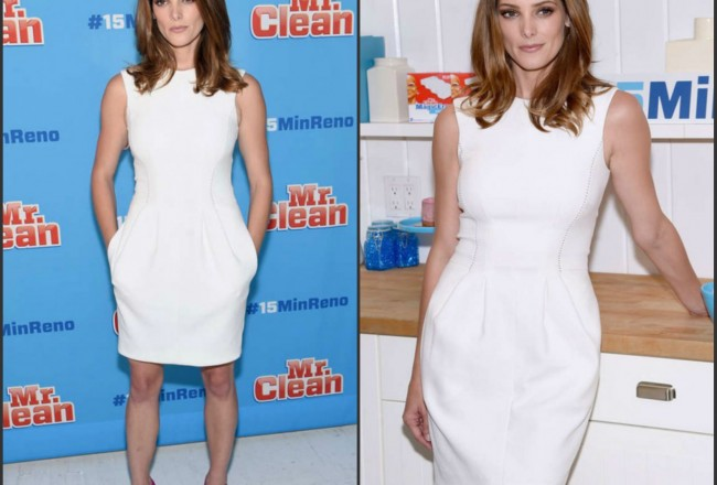 Ashley Greene In LAgence At 15MINRENO Ideas With Mr
