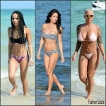 Celebrities Beach Bodies 2015