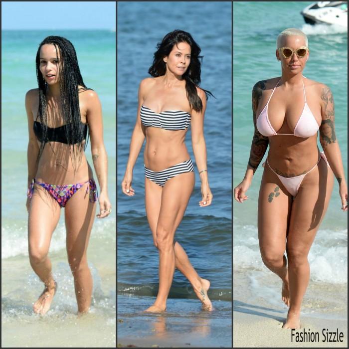 Celebrities Beach Bodies 2015