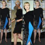 Elizabeth Debicki In Roland Mouret – 'The Man from U.N.C.L.E' Comic-Con Panel