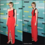 Elizabeth Debicki In Roland Mouret –  Entertainment Weekly's Annual Comic-Con Party