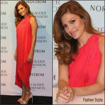 eva-mendes-in-halston-heritage-estee-lauder-new-dimension-skincare-launch