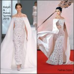 Fan Bingbing In Ralph & Russo Couture  at 'Lady of the Dynasty' Beijing Premiere