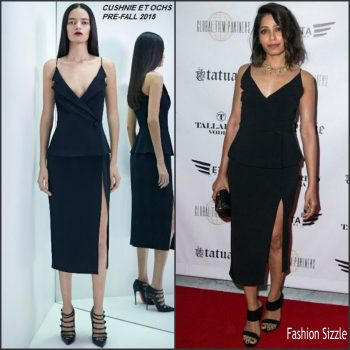 freida-pinto-in-cushnie-et-ochs-at-the-blunt-force-trauma-la-premiere
