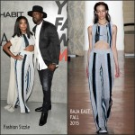 Gabrielle Union In Baja East – New York Men's Fashion Week Kick Off Party